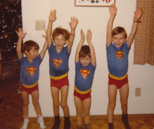 superman underoos 300x251 Superman Covers